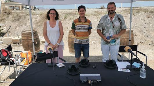 La SER celebra el segundo aniversario de la apertura de la Geoda Gigante de Pulp