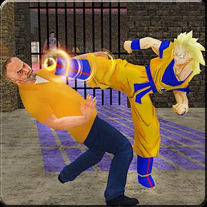 Goku Dragon Hero Prison Break