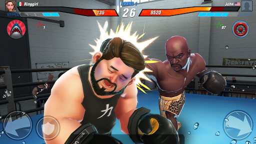 Boxing Star 1.1.2 gameplay | by HackJr.Pw 6