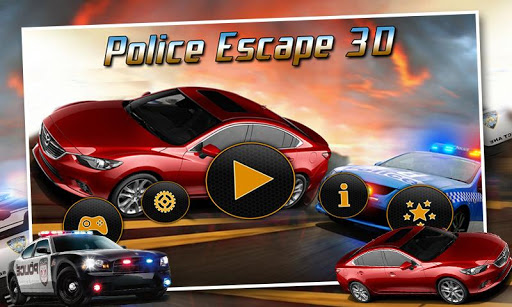 Super Crazy Police Chase Race