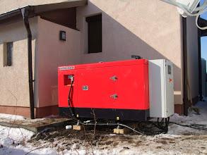 Photo: Generator Yanmar 35 kVA, Bragadiru, Ilfov