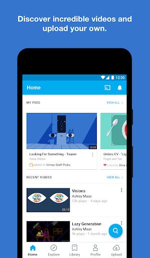 Vimeo 3.10.0 gameplay | AndroidFC 1