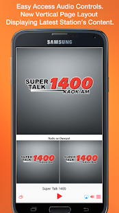 Super Talk 1400- screenshot thumbnail