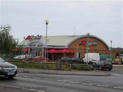 Pizza Hut On Gapton Hall Road Restaurant Pizzeria In