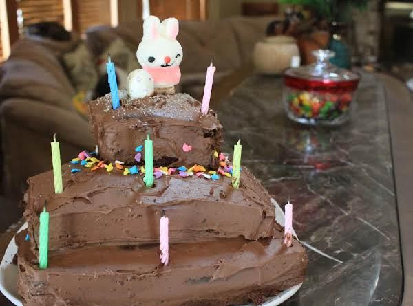 Best Chocolate  Cake Ever Recipe