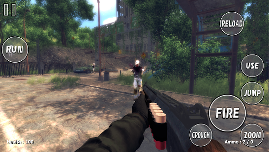 Impossible Zombies Hunter : FPS Unkilled Survival - náhled