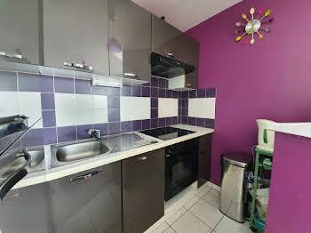 Appartement 2 pièces 33,97 m2
