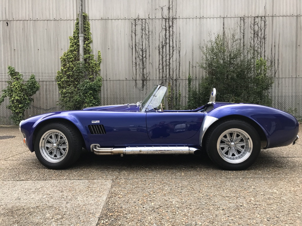 Ac Cobra Replica Hire Poole