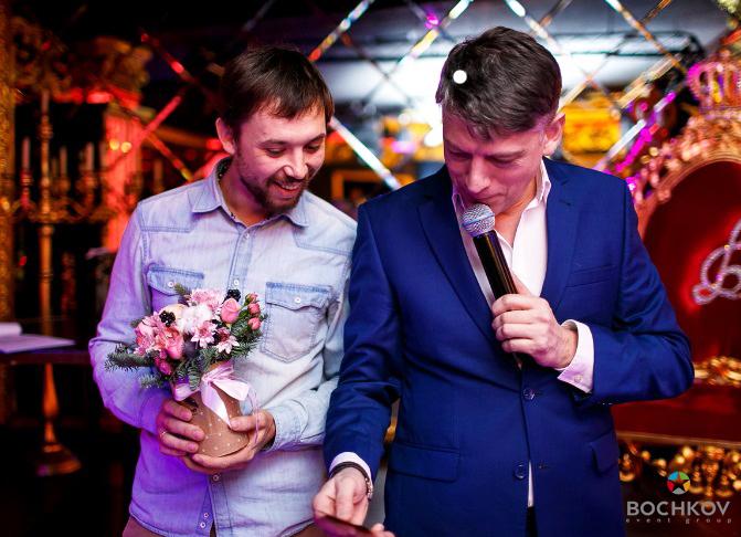 Александр Бочков в Ростове-на-Дону