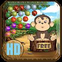 Bubble Monkey shoot icon