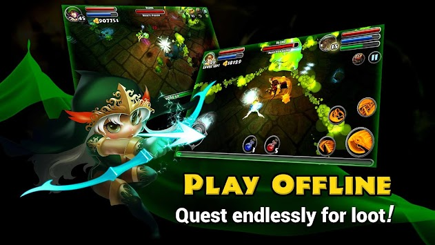 Dungeon Quest apk screenshot