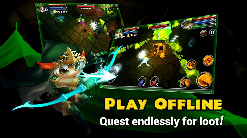Dungeon Quest Screenshot 15
