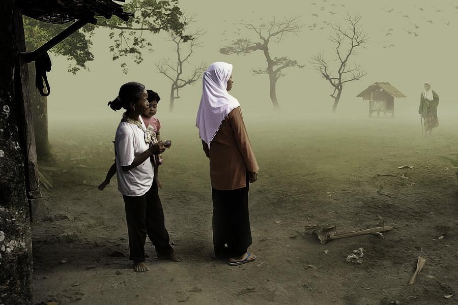 ReSubmit by Eli Supriyatno - Digital Art People ( indonesia, art )