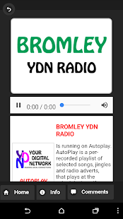YDN Radio- screenshot thumbnail