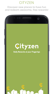 Cityzen Rewards- screenshot thumbnail