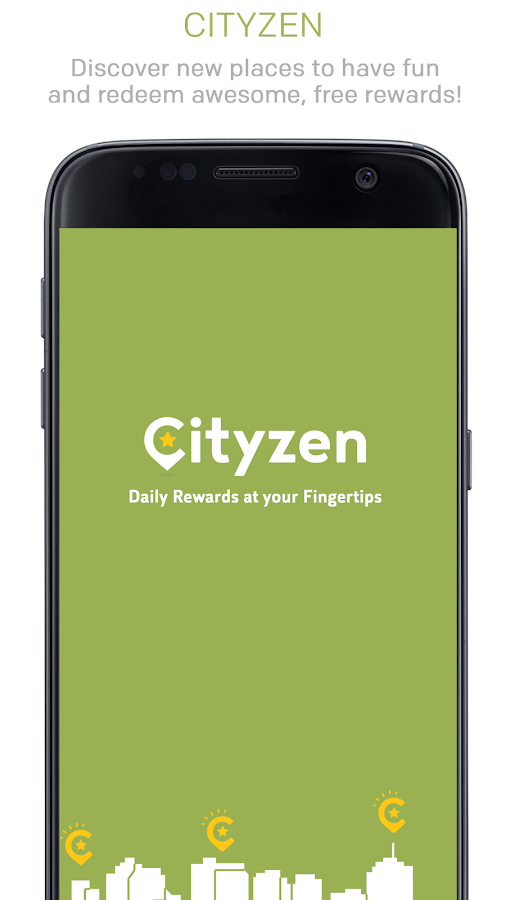 Cityzen Rewards- screenshot