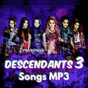 Descendants 3 Songs Offline MP3 icon