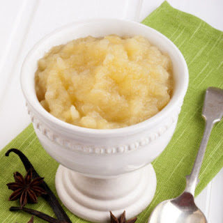 Chunky Applesauce Puree