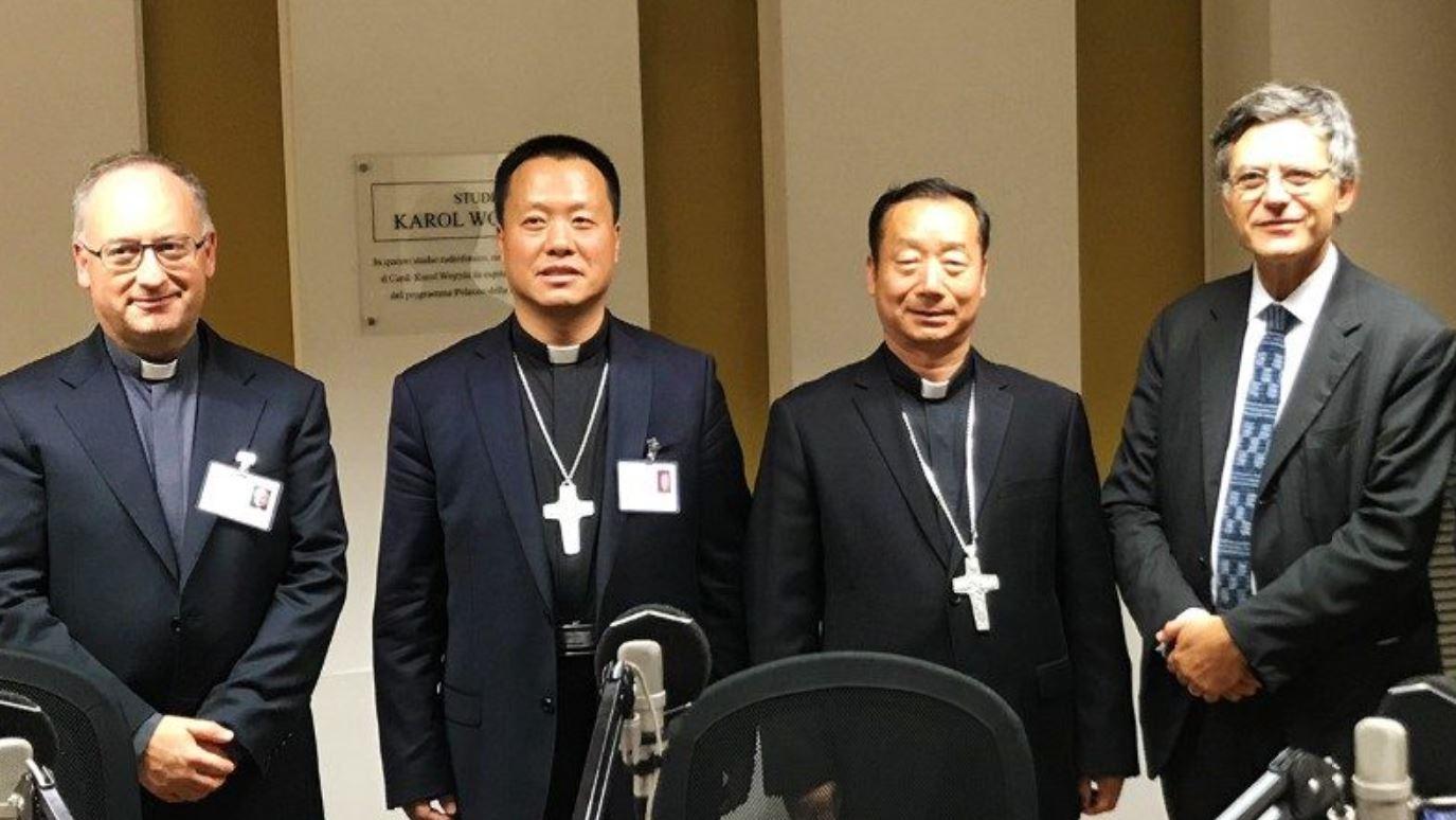 Trung quốc: 'Chúng tôi cảm nhận Giáo hội là một gia đình,' hai đức Giám mục Trung quốc nói tại thượng hội đồng