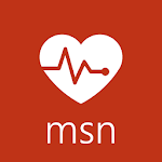 MSN Health & Fitness- Workouts Icon