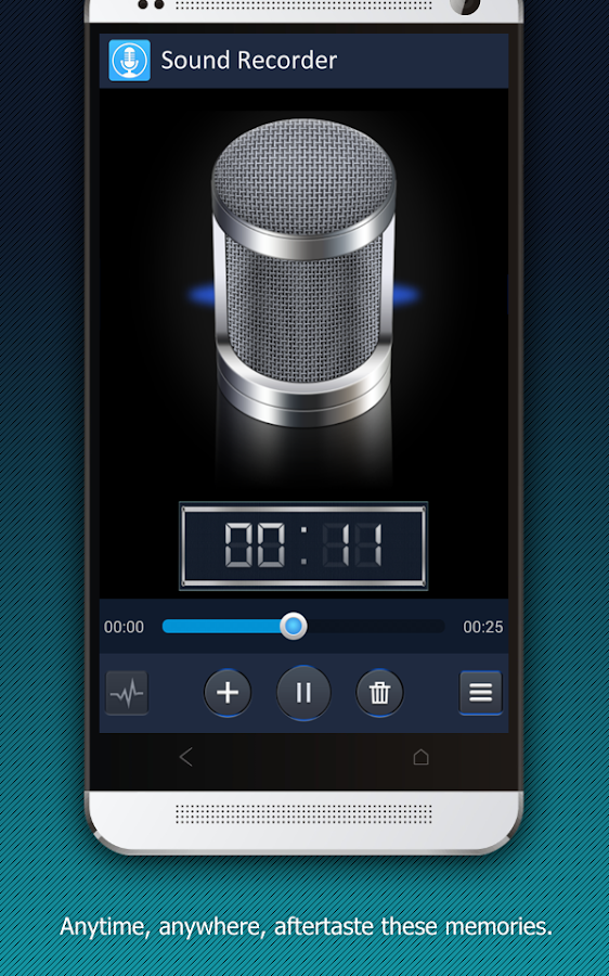 Sound Recorder - Audio Record- screenshot