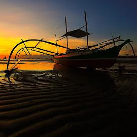 el nido by Abu  Janjalani Abdullah - Transportation Boats ( boats, transportation )