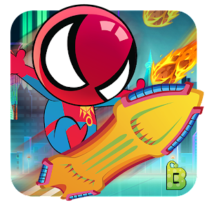 Spider Fly Heros for PC and MAC