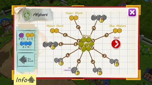 CannaFarm - Weed Farming Collection Game screenshots 4