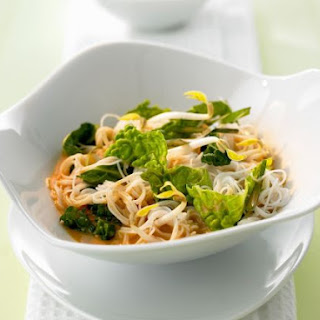 Red Curry Noodles.