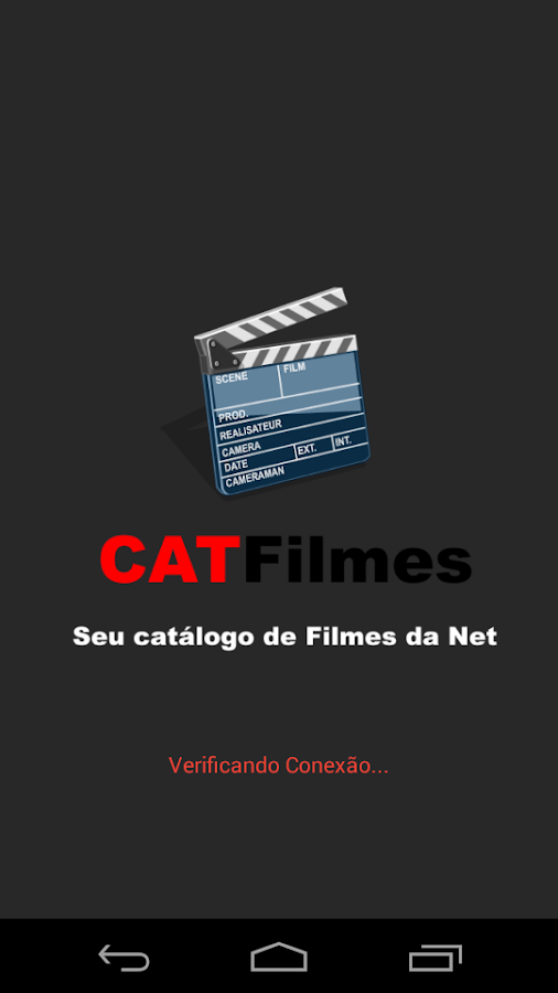 Ver filmes online- screenshot