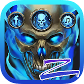 Blue Flames ZERO Launcher