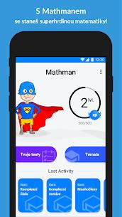 Mathman – matematika interaktivně a česky 1