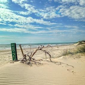 Lands End by Jeff Dugan - Landscapes Beaches ( landscap, highway, nature, beach, seascape, lonely )