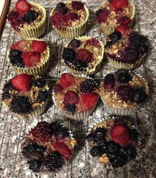 Granola-oat Muffins Recipe