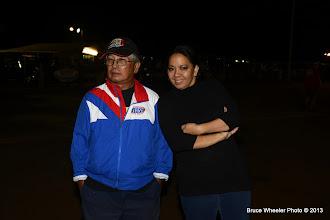Photo: Rodney and Iwalani