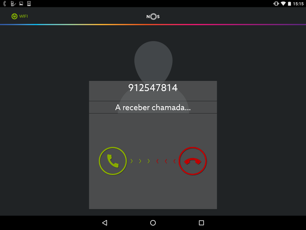 NOS Telefone- screenshot