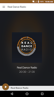 Real Dance Radio- screenshot thumbnail