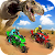 Offroad Dino Escape Heavy Bike Racing file APK for Gaming PC/PS3/PS4 Smart TV