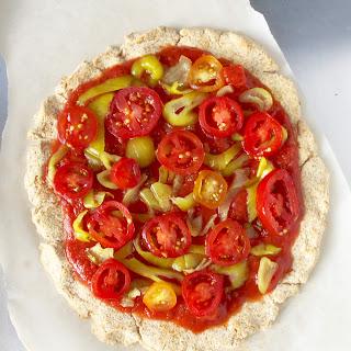 Paleo Coconut Flour Pizza Crust Recipe