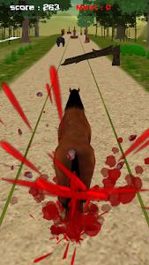 Jungle Horse Run 3D screenshot 1