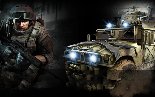 Army Transport Truck Driver : Military Games 2019 apkmind screenshots 15
