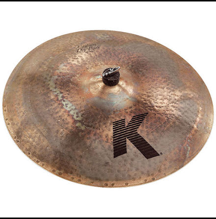 "20"" Zildjian K-Custom - Dry Ride"
