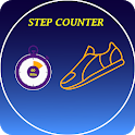 Pedometer, Step Counter & Weight Loss Tracker&Tips icon