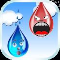 Raindrop Adventure icon