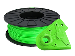 Lime Green PRO Series PLA Filament - 1.75mm (1kg)