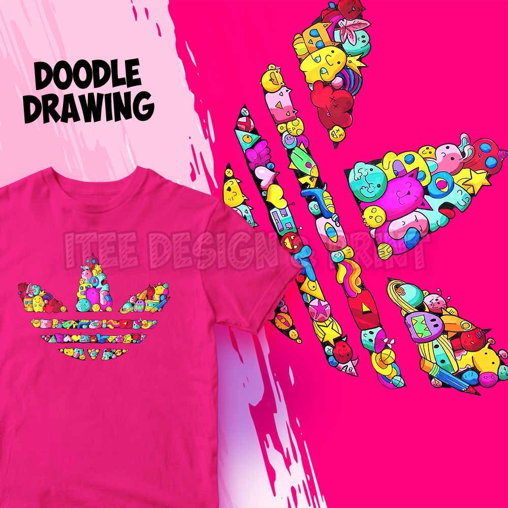 Doodle Drawing Art 19
