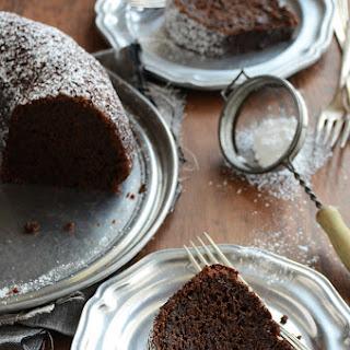 Cinnamon and Orange-Spiced Chocolate Zucchini Cake Recipe
