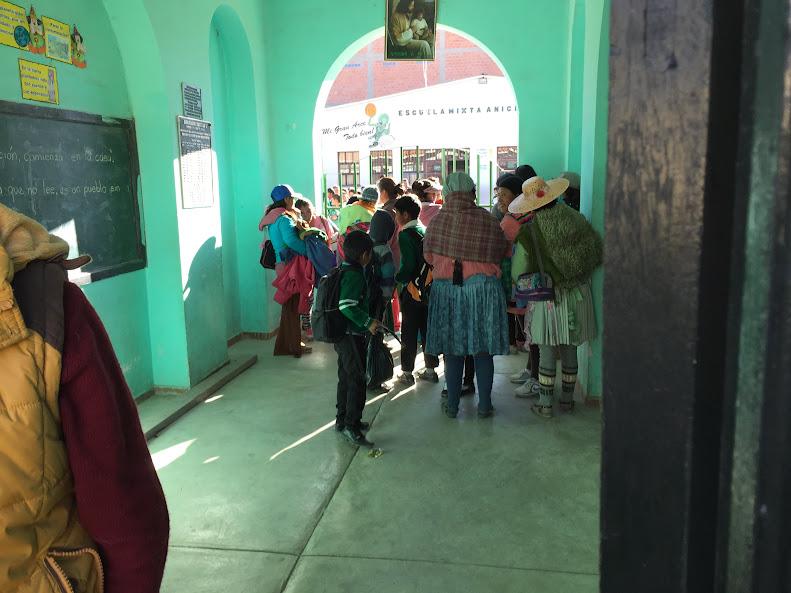ウユニ 小学校
