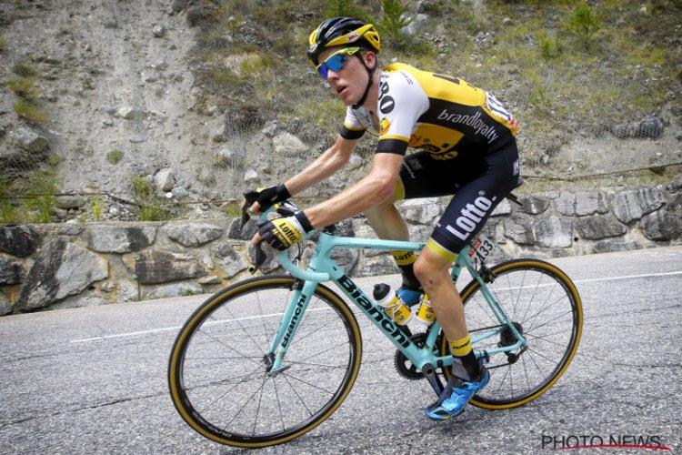Steve Kruijswijk commente son abandon au Tour d'Espagne