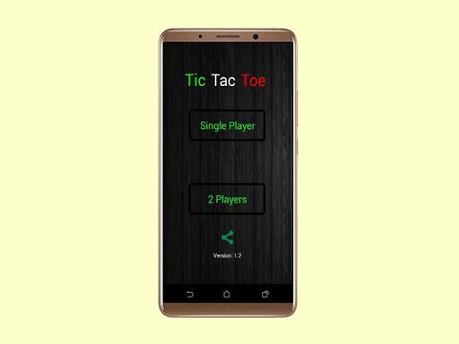 Tic Tac Toe - Multiple Character 1.1 screenshots 1
